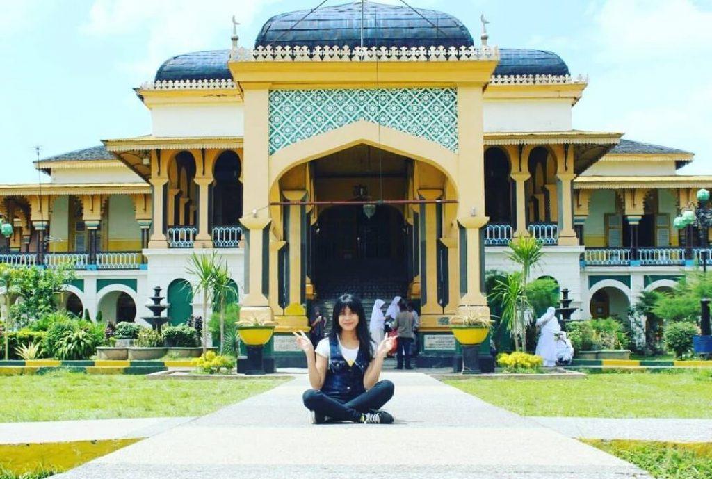 Harga Tiket Masuk Lokasi Istana Maimun Medan Sumatera Utara Kota