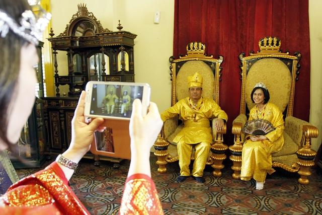Istana Maimun Destinasi Wisata Sejarah Kota Medan Merahputih