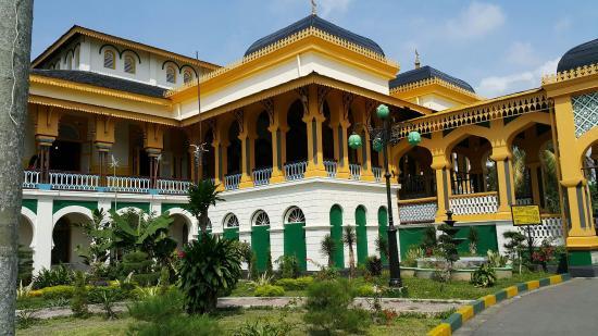 Istana Maimun Foto Medan Tripadvisor Kota