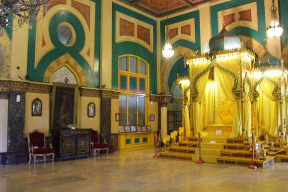 Istana Maimun Info Sumatera Utara Memiliki Megah Kesultanan Deli Salah