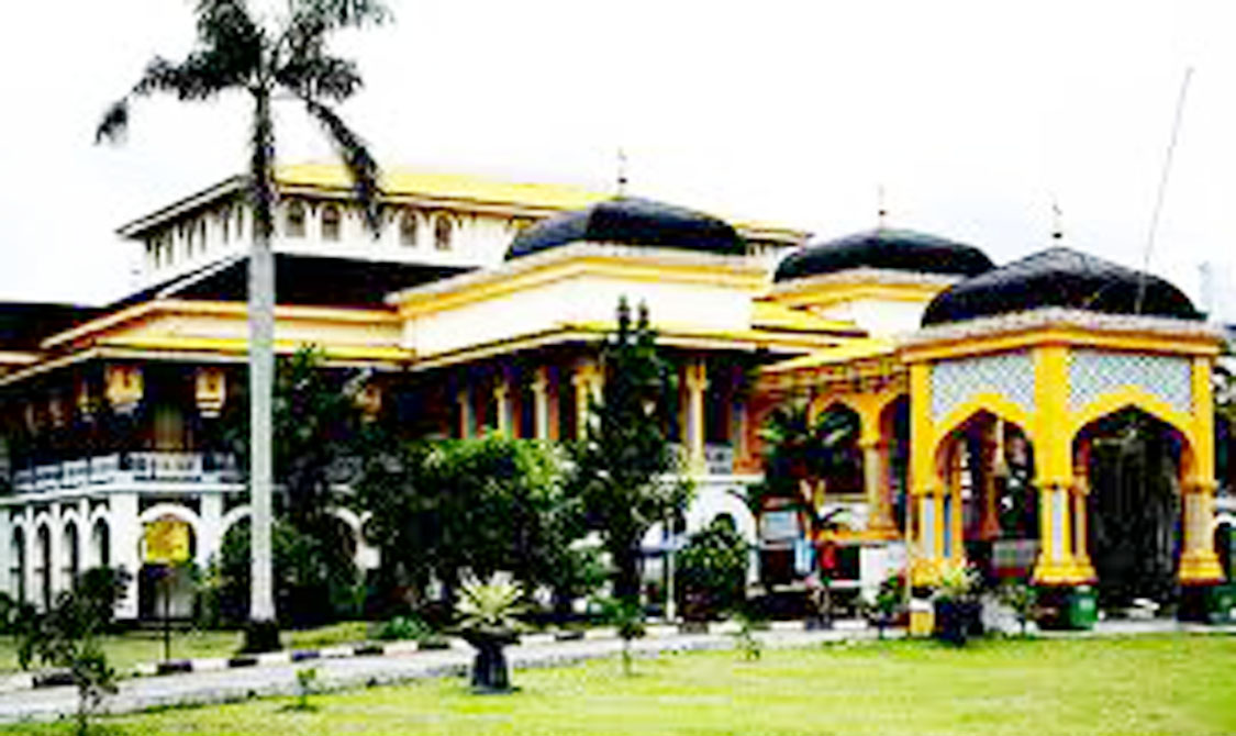Istana Maimun Jejaki Medan Https Martunassinaga Wordpress Kota
