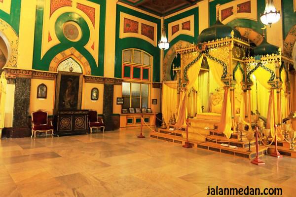 Istana Maimun Kota Medan Dunia Dimata Muslimah Parenting Blogger