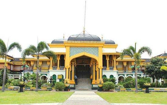 Istana Maimun Large Jpg Picture Palace Medan Tripadvisor Kota