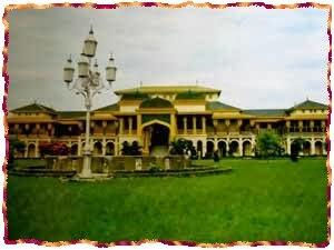 Istana Maimun Medan Cerita Kota