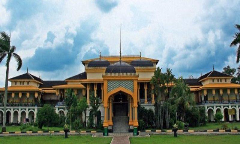 Istana Maimun Medan Pesona Kota