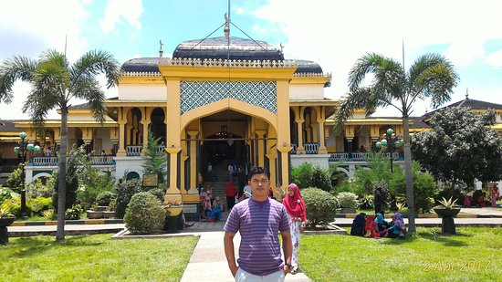 Istana Maimun Picture Palace Medan Tripadvisor Kota
