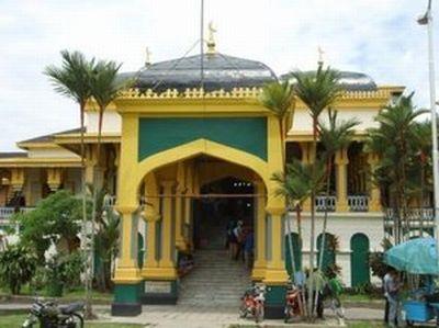 Istana Maimun Warisan Budaya Melayu Okezone Lifestyle Https Img Okeinfo