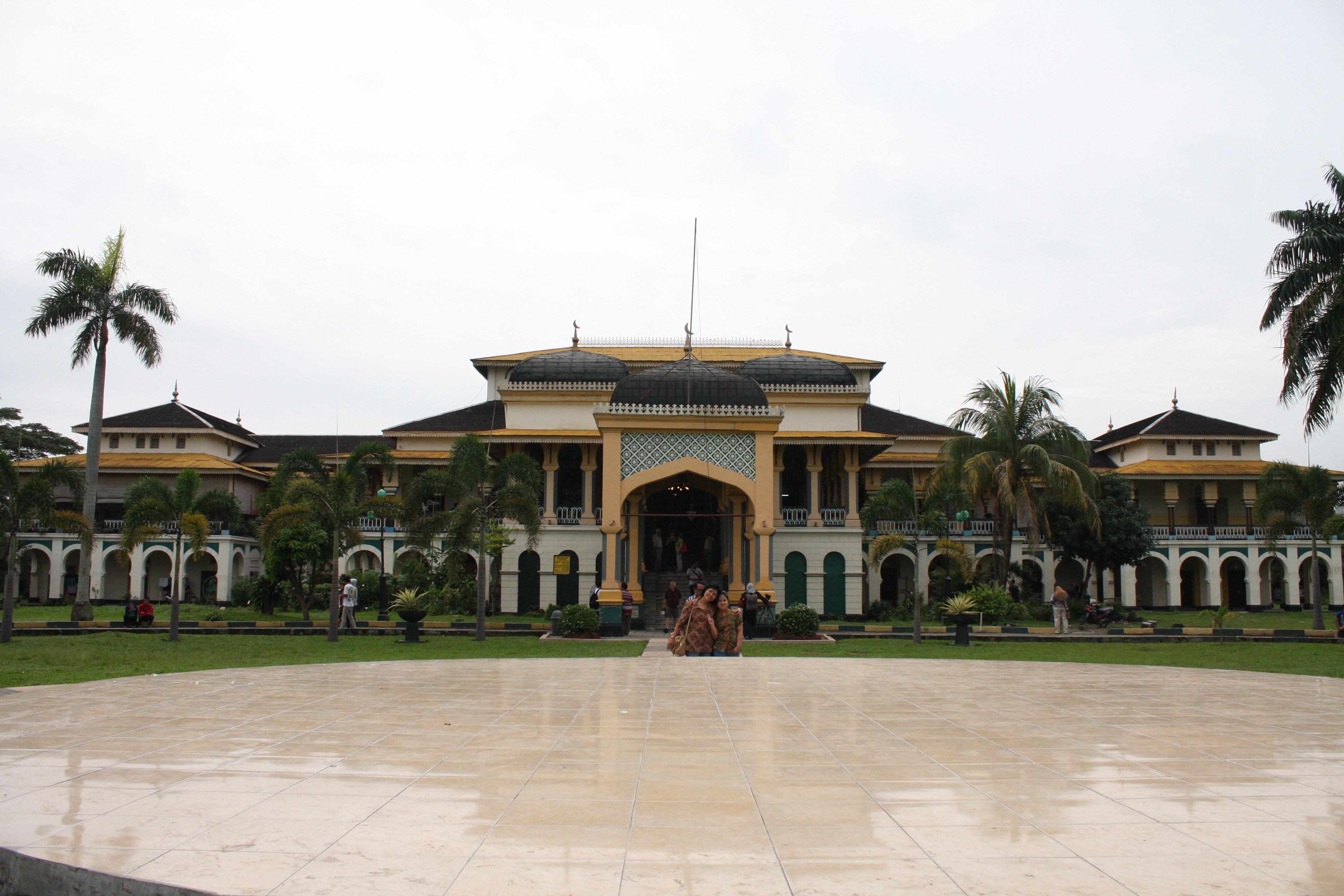Jalan Istana Maimoon Medan Anita Personal Blog Maimun Kota