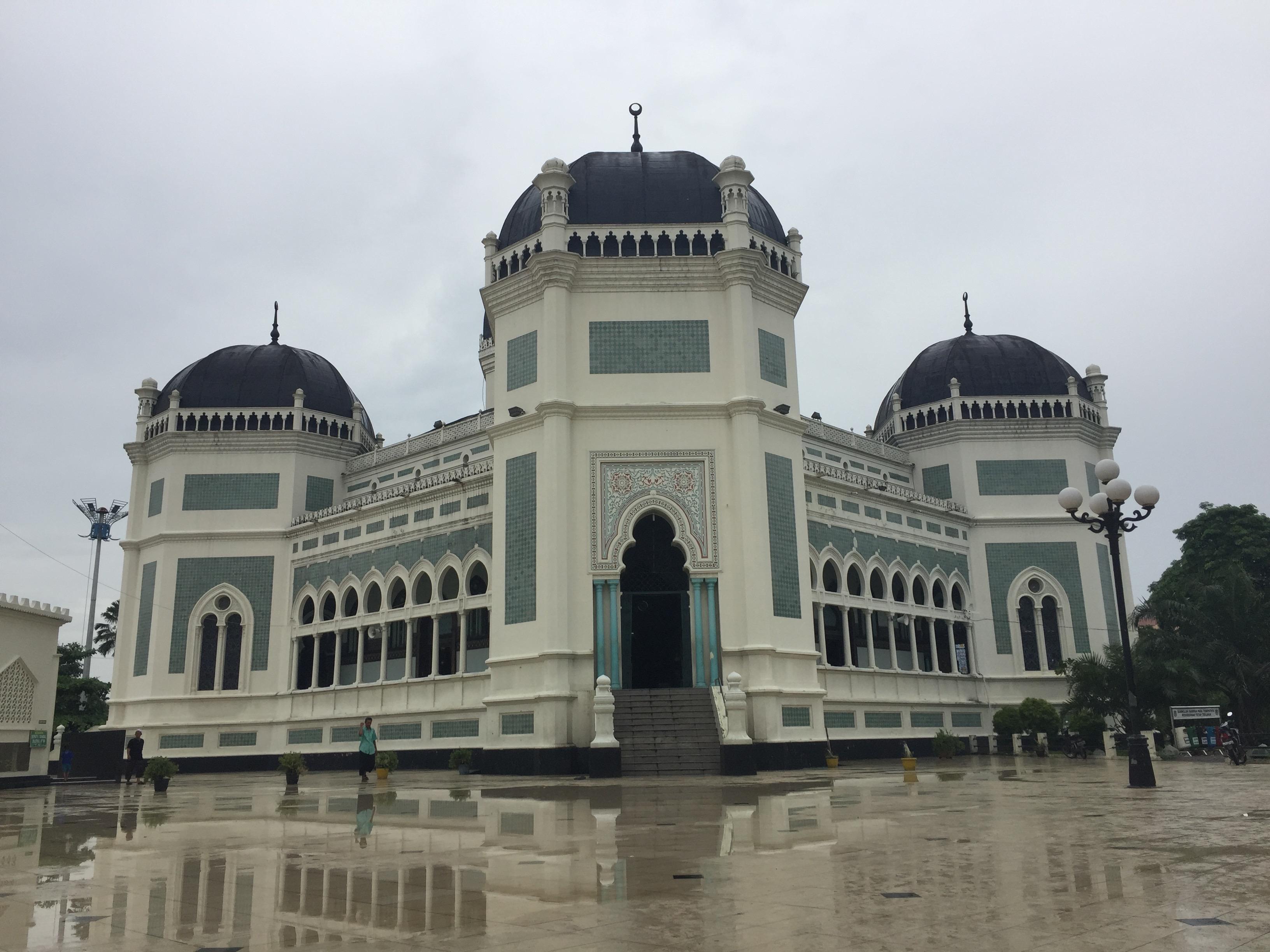 Kota Medan Sepenggal Cerita Sejarah Istana Maimun Hingga Menyimpan Sejuta