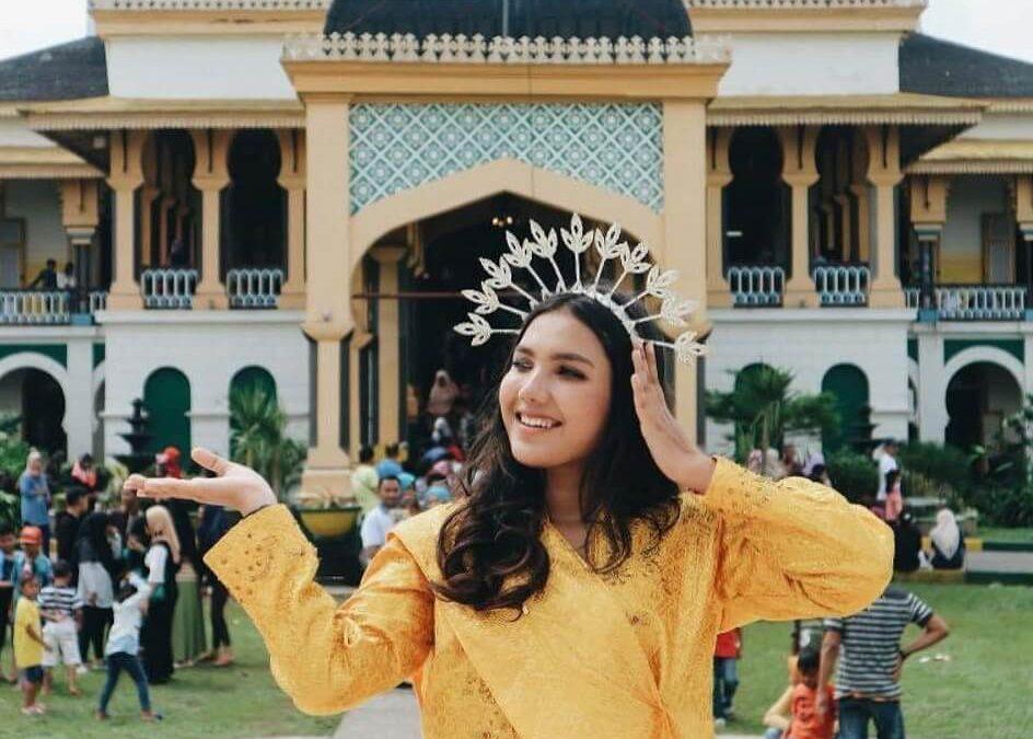 Lokasi Harga Tiket Masuk Istana Maimun Kota Medan Sumut Lone