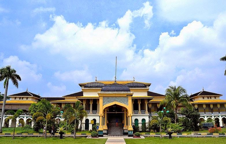 Maimun Terpilih Sebagai Ikon Kota Medan Istana