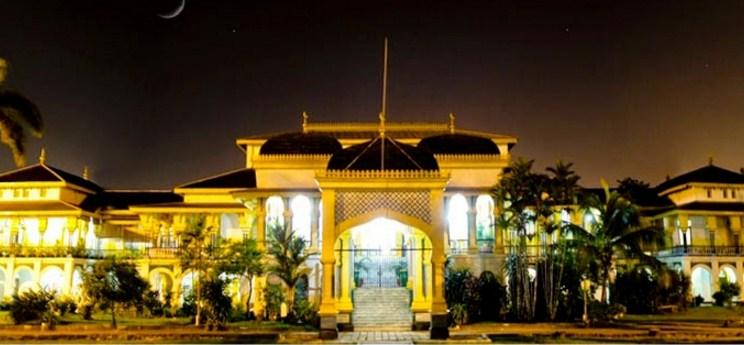 Sejarah Istana Maimoon Peninggalan Bersejarah Kota Medan Maimun