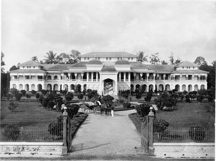 Wisata Sejarah Kota Medan Istana Maimun Meriam Puntung Free Sebenarnya