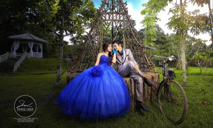 25 Tempat Wisata Medan Sekitarnya Hits Romantis Kampung Ladang Sumatera