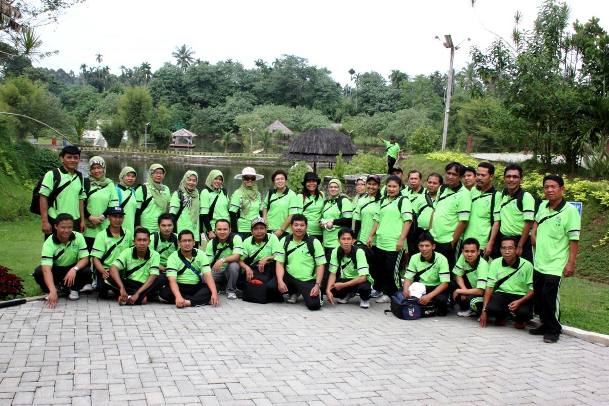 Blog Kppn Medan Kampung Ladang Outbound Camp Saksi Bisu Serunya