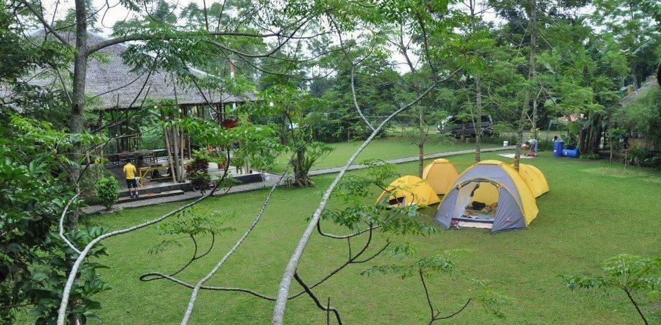 Dusun Kreatif Mariendal Medan Tempat Outbond Asyik Kampung Ladang Outbound