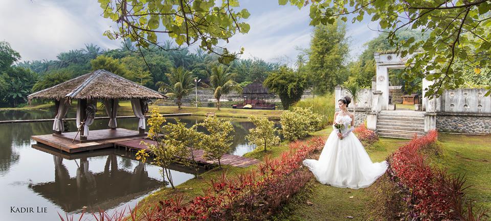 Gambarkampungladang Photo Wedding Spot Kampung Ladang Juli 2015 Outbound Kota