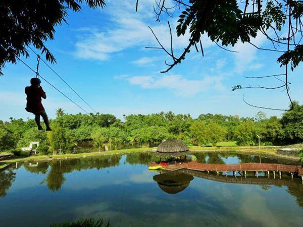 Kampung Ladang Outbond Camp Medan Outbound Kota