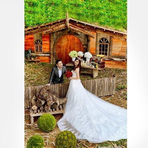 Kampung Ladang Outbound Camp Kampungladang Instagram Hobbit House Edyygoh Prewedding