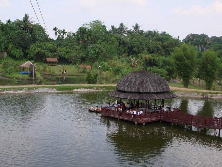 Ladang Outbound Camp Kampung Kota Medan