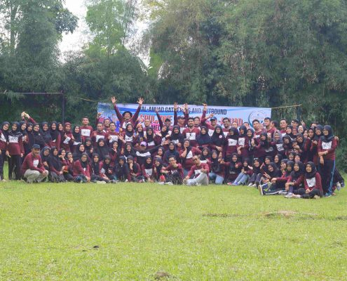 Outbound Outing Gathering Paintball Wonderful Toba Medan Tour Previousnext Kampung