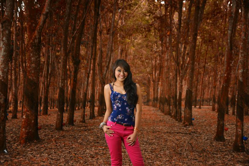 Talent Project Araffotografie Kampung Ladang Outbound Medan Sumut Kota