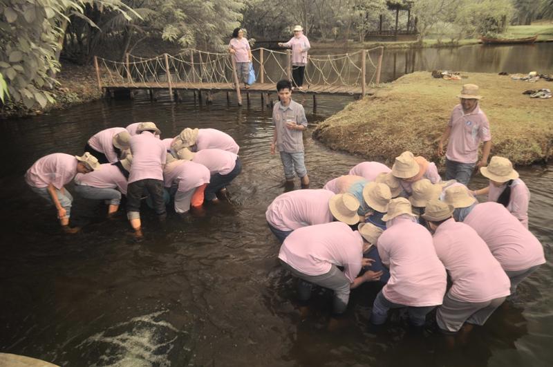 Wiki Kampung Ladang Outbound Medan Camp Sebuah Jasa Penyelenggara Aktifitas