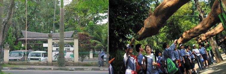 Kebun Binatang Medan Kota