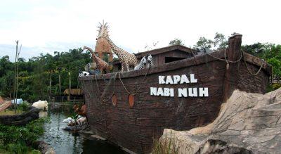Kebun Binatang Medan Toptier Kota