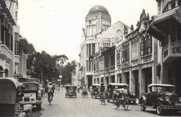 City Hall Building Balai Kota Medan Kesawan Square