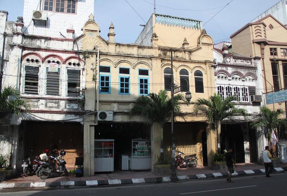 Curhat Kesawan Pusat Kota Medan Diary Khansa 2012 Square