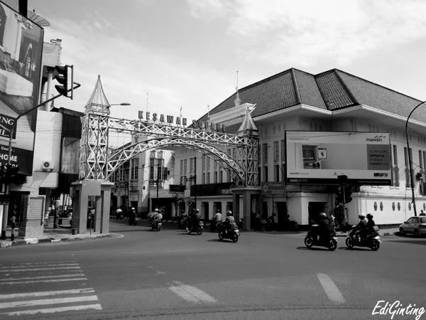Ediginting Nuansa Klasik Kota Medan Akibatnya Bangunan Tua Kawasan Kesawan