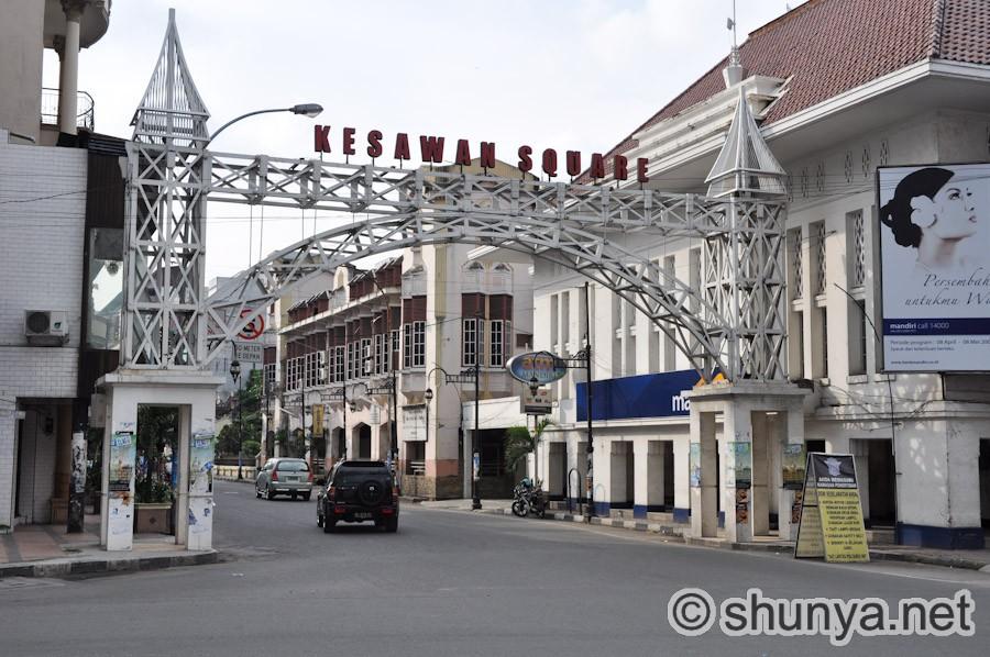 Indonesia Philippines Life 2013 Culture Asia Kesawan Square Kota Medan