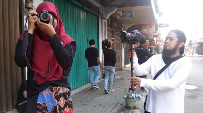 Instan Nusantara Medan Pengin Kesawan Kota Tua Tribun Square
