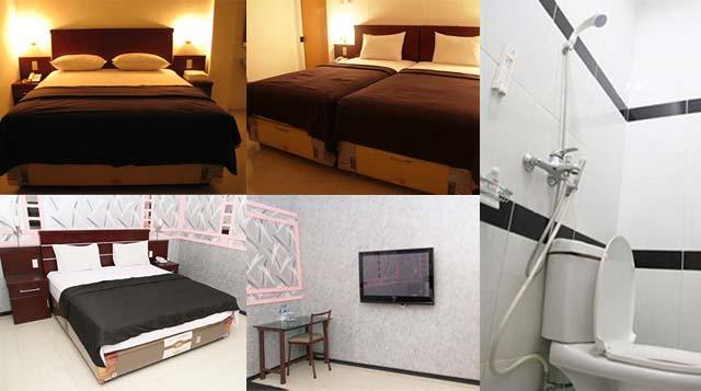Kesawan Hotel Medan Memiliki Kurang Lebih 54 Kamar 3 Tipe