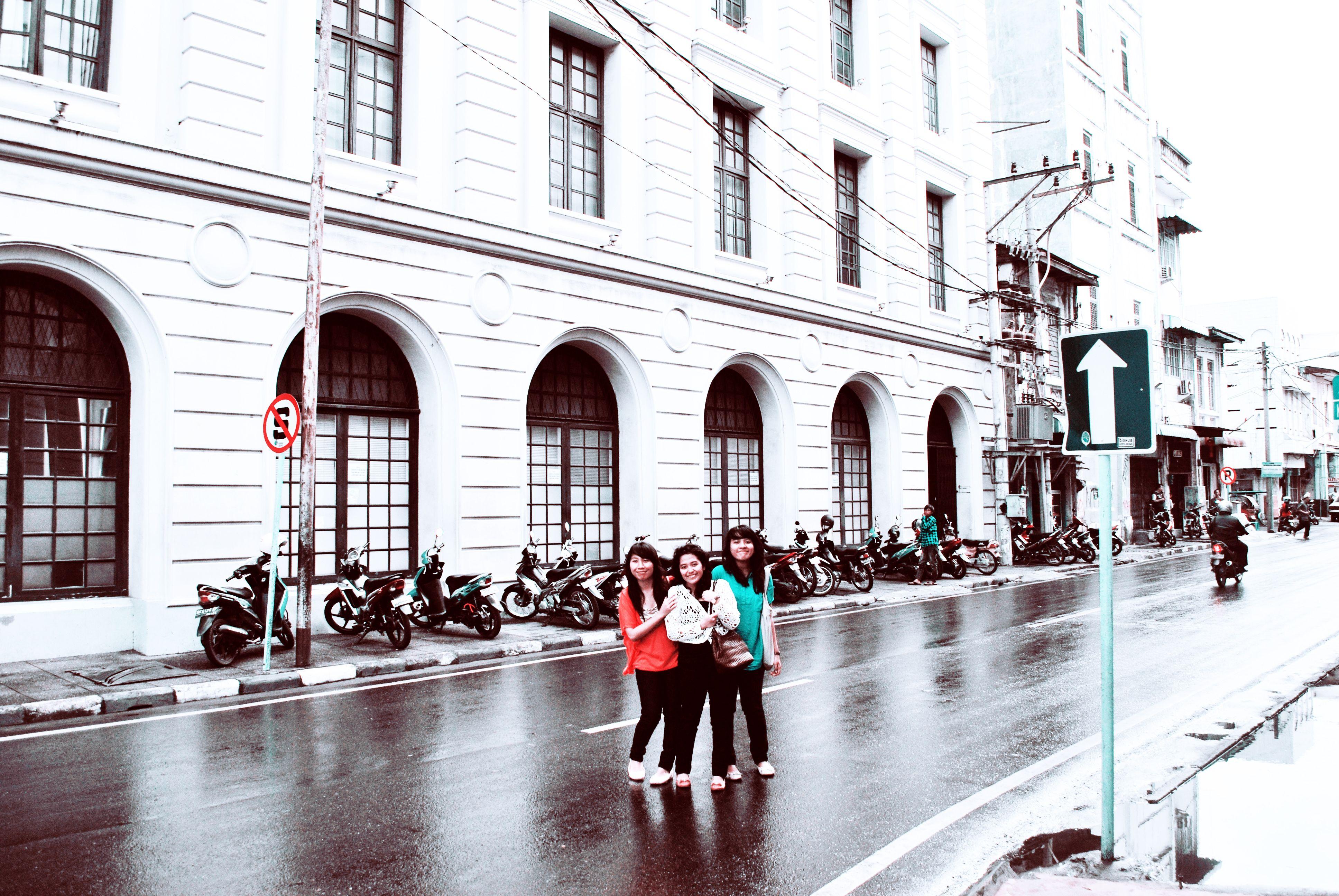 Kesawan Square Medan Indonesia Pinterest Kota