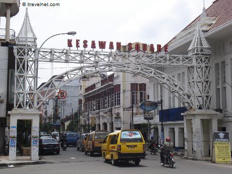 Kesawan Square Photo Medan Sumatra Indonesia Travel Photography Kota
