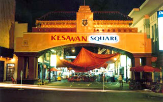 Kesawan Square Tempat Jajan Enak Landmark Medan Tips Wisata Kota