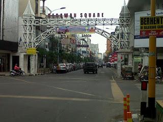Medansigh Gerbang Kesawan Square Jl Ahmad Yani Kota Medan