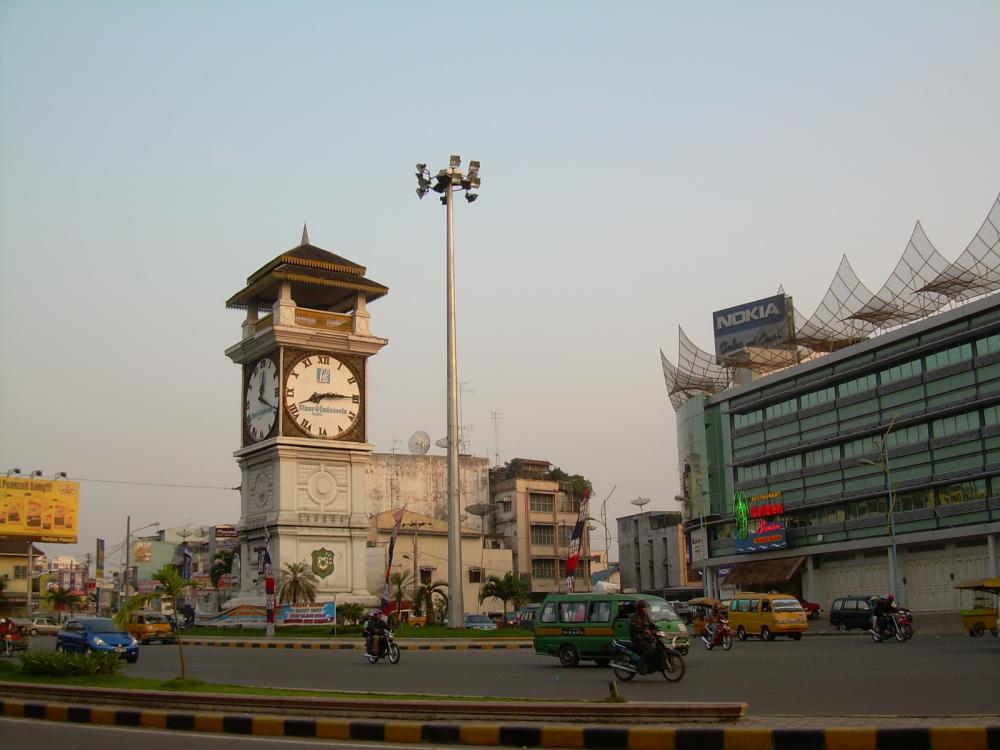 Meeting Experience City Melayu Deli Medan Kesawan Square Kota
