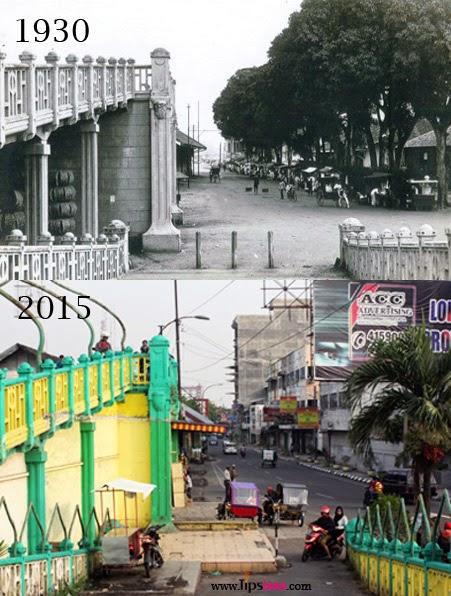 Potret Kota Medan Tempo Dulu Tipsiana Kesawan Square