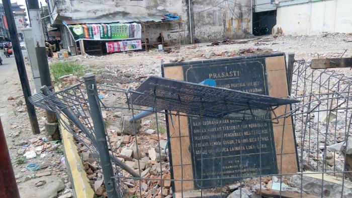 Profesor Ichwan Azhari Kecam Pemko Medan Biarkan Bangunan Bersejarah Dirusak