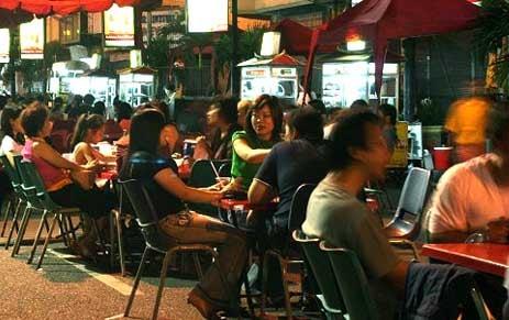 Tempat Wisata Kuliner Terbaik Medan Sama Jalan Semarang Melihat Warung