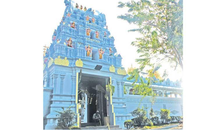 Berita Kuil Shri Balaji Venkateshwara Harian Analisa Koil Dewa Wishnu