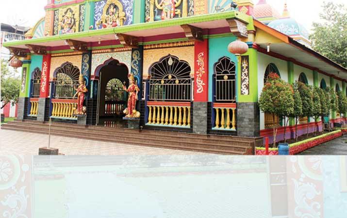 Berita Kuil Shri Mariamman Binjai Simbol Multikultural Harian Kota Medan