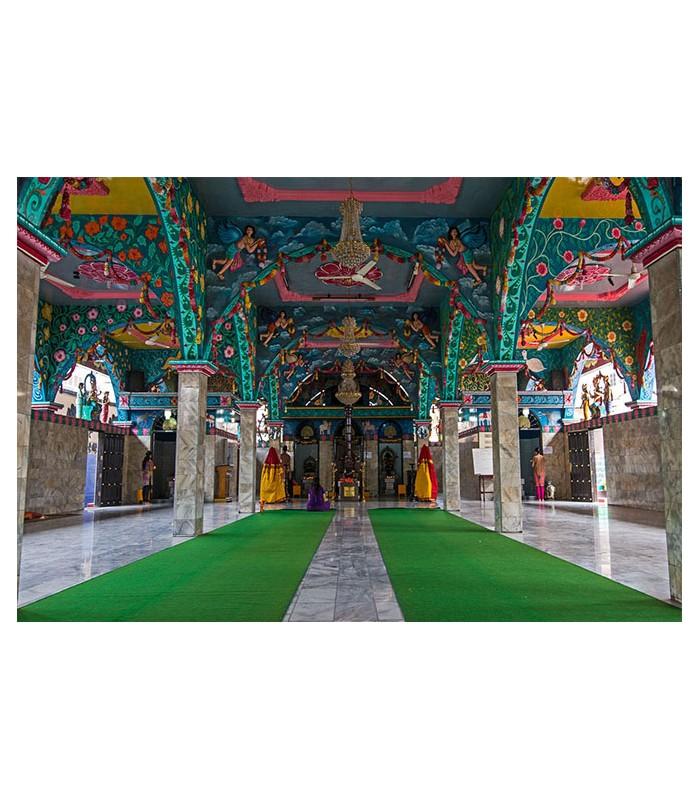 Kuil Shri Mariamman Enjoy Medan Kota