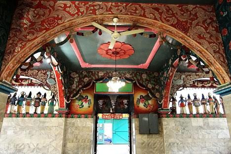Kuil Shri Mariamman Hindu Pertama Medan Panduan Wisata Berkunjung Sempatkanlah