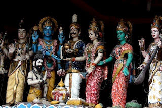 Kuil Shri Mariamman Hindu Pertama Medan Panduan Wisata Kota