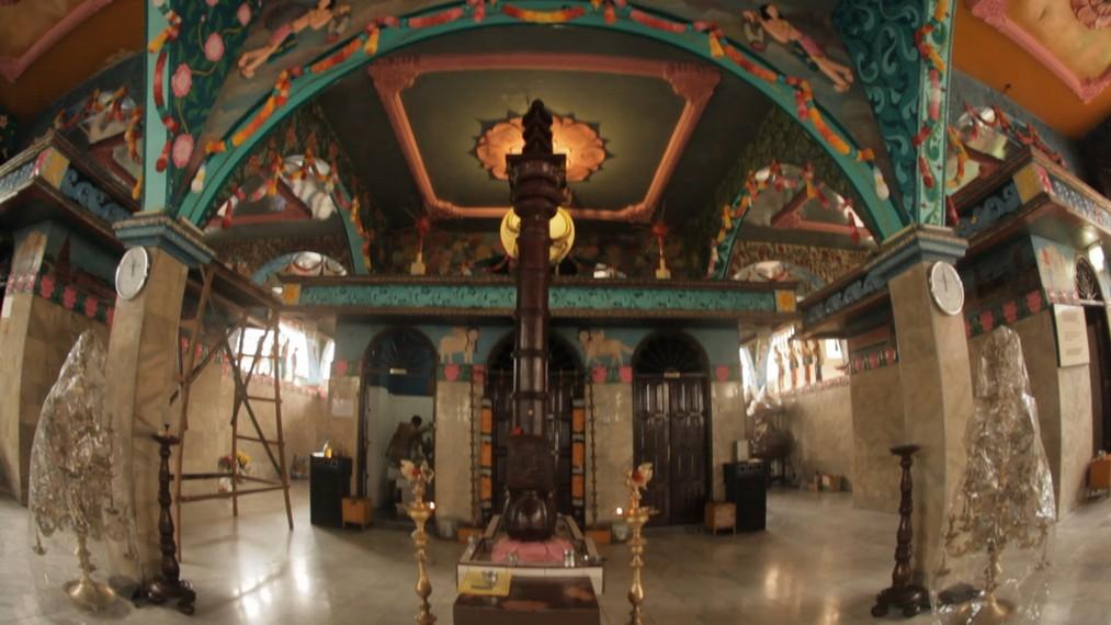 Kuil Shri Mariamman Indonesiakaya Eksplorasi Budaya Sumatera Utara Bagian Utama