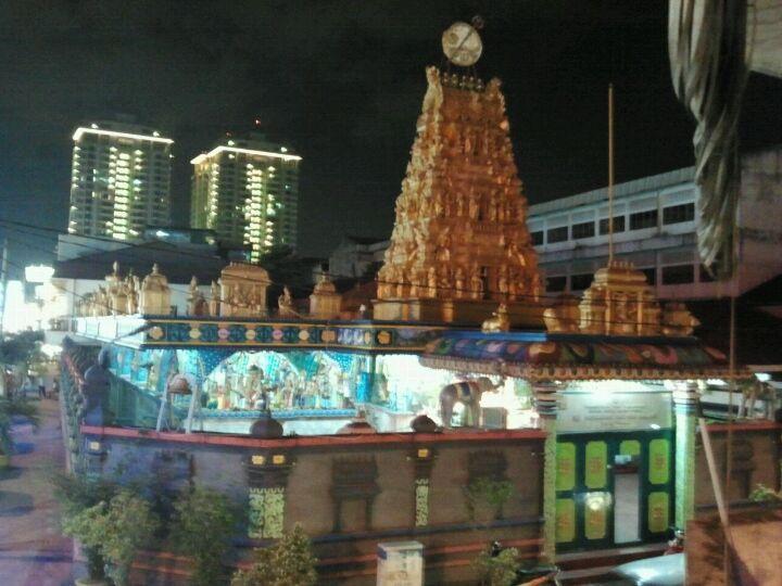 Kuil Shri Mariamman Kota Medan